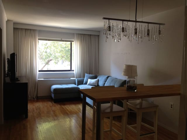 Private 1BR Chelsea, NYC Apartment