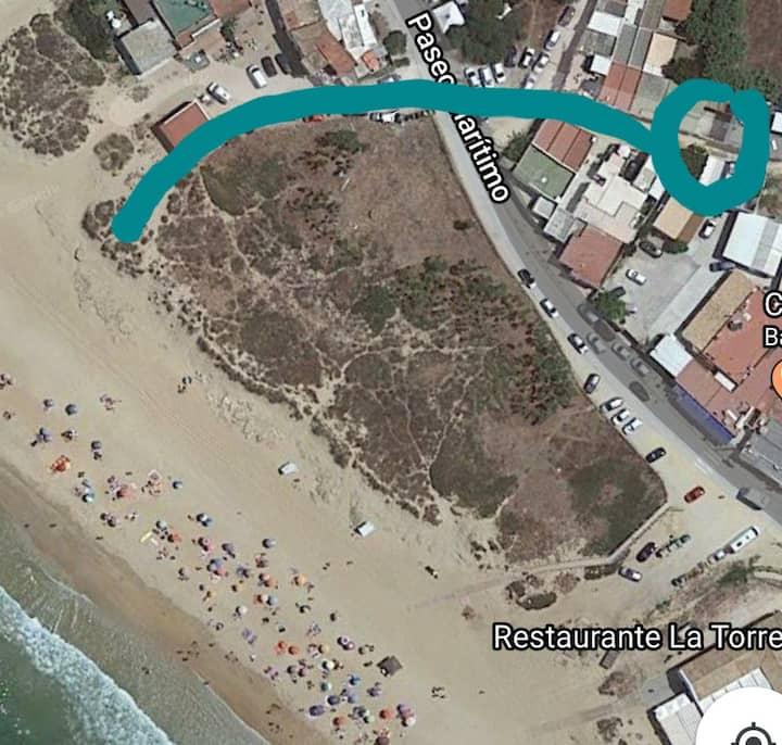 Casa en El PALMAR (Cádiz) a 1 minuto de la playa