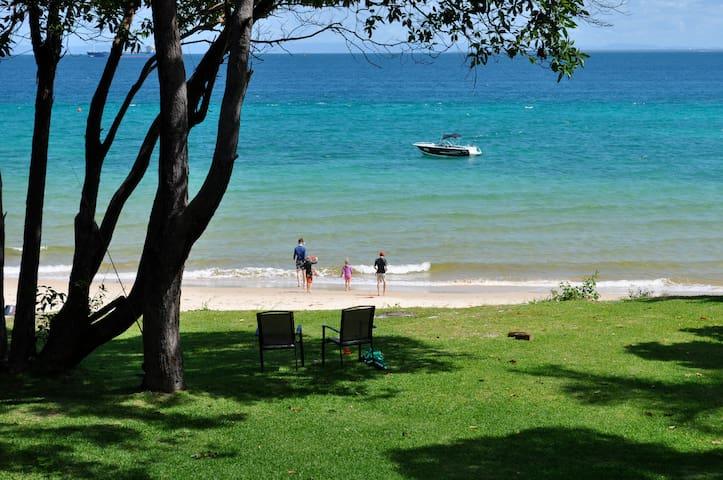 Absolute Beachfront, Moreton Island - Moreton Island