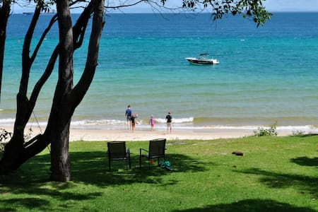 Absolute Beachfront, Moreton Island - Moreton Island - Hus