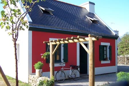 Grand confort et charme typique sur l'île de Groix - Groix