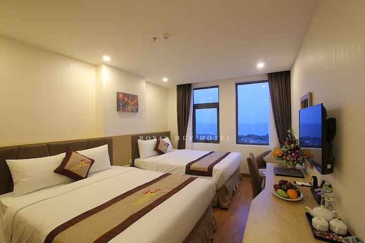 Warming Room For Family Sea View