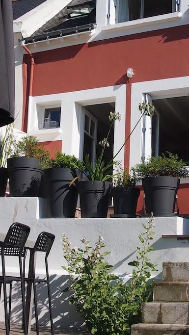 maison de p cheurjardin 4 p sauzon belle ile 56 houses for rent in sauzon brittany france. Black Bedroom Furniture Sets. Home Design Ideas