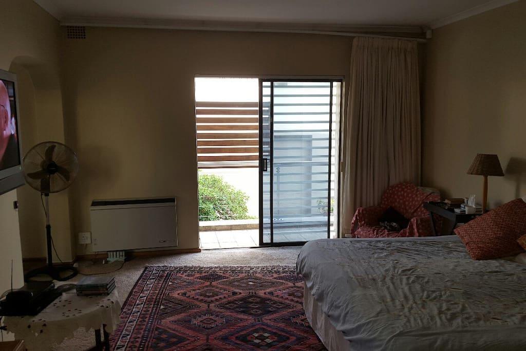 Main Bedroom on suite