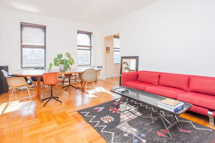 Spacious & Sunny in Prime Brooklyn