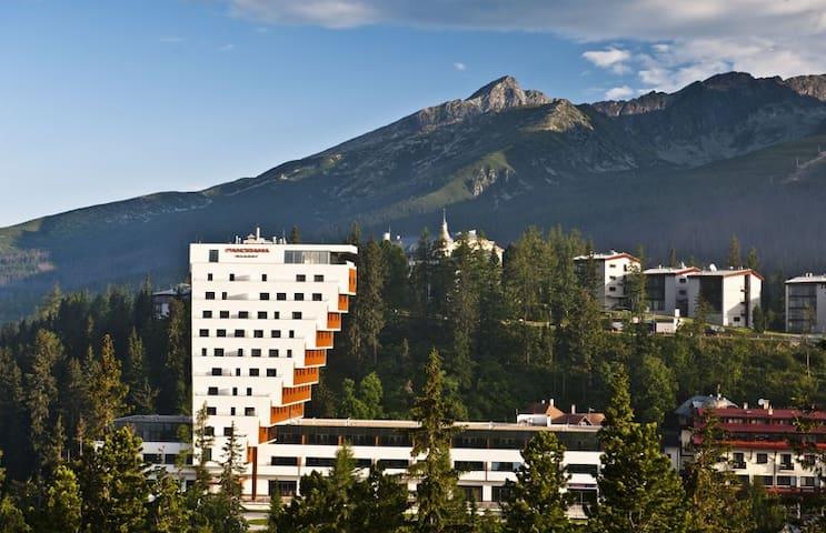 Apartment in High Tatras, Slovakia - Vysoké Tatry