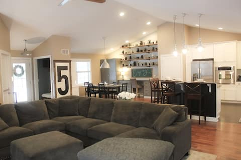 """Magnolia Farmhouse"" inspired 4-bedroom home"