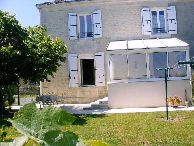Au coeur du Marais Poitevin - Damvix - House