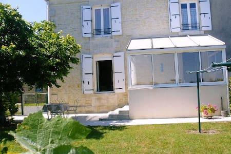Au coeur du Marais Poitevin - Damvix - Дом