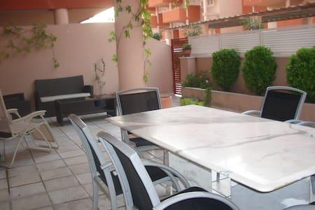 Coqueto Apto.Canet Berenguer(Valencia) España - Canet d'en Berenguer - Квартира