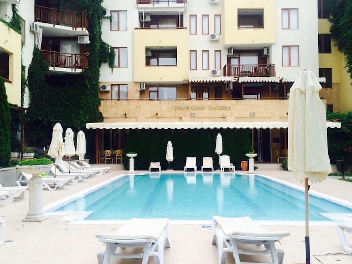 Beautiful wow apartment in Sveti Vlas near the sea