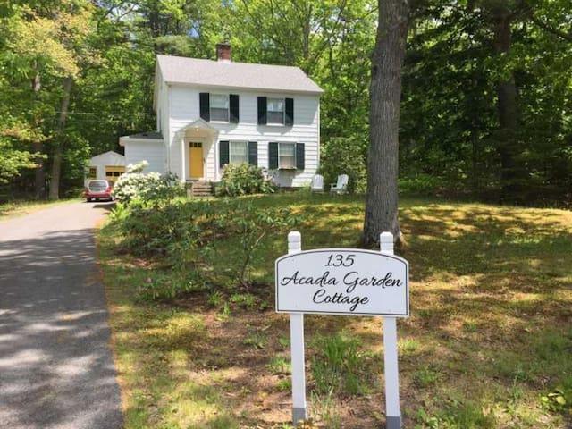 Acadia Garden Cottage -- convenient to Acadia