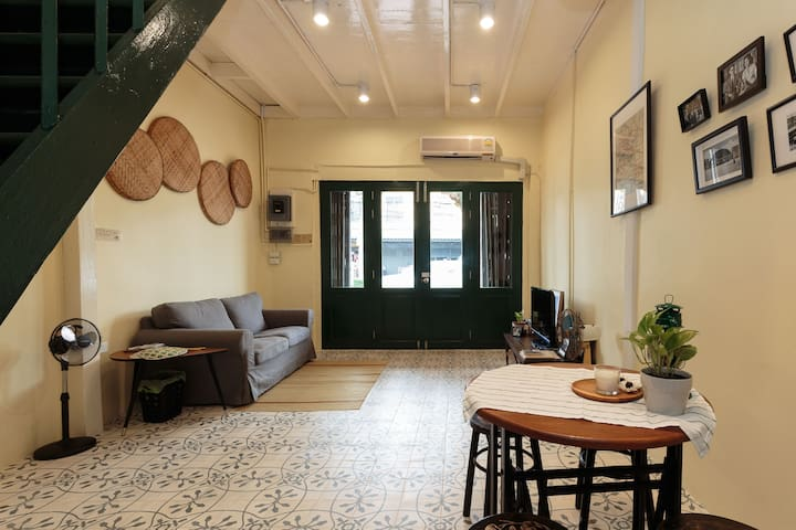 Entire apartment in old town - Bangkok - Dom