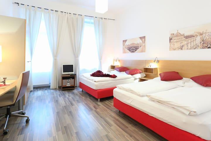 XXXLarge Queens Deluxe Apartment A3 - Viena - Apartamento