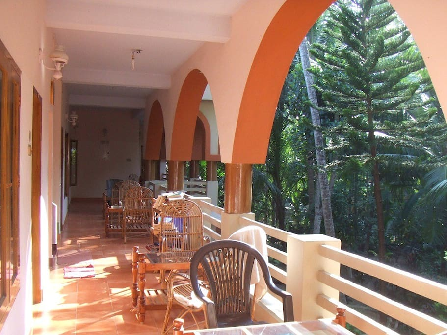 Hotel Sea Breeze - Kovalam - Kerala - South India