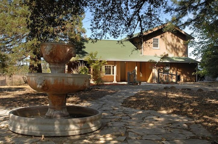 Private, Charming house on 24 acres - Sebastopol