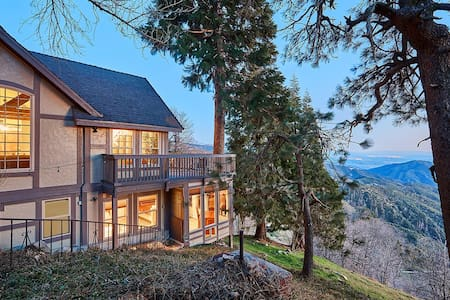 Sky Forest Lodge - Lake Arrowhead