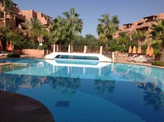 Appartement avec petit déjeuner - Marrakech - Apartmen