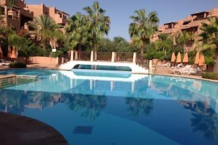 Appartement avec petit déjeuner - Marrakech