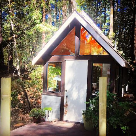 Modern Tiny House with Sauna