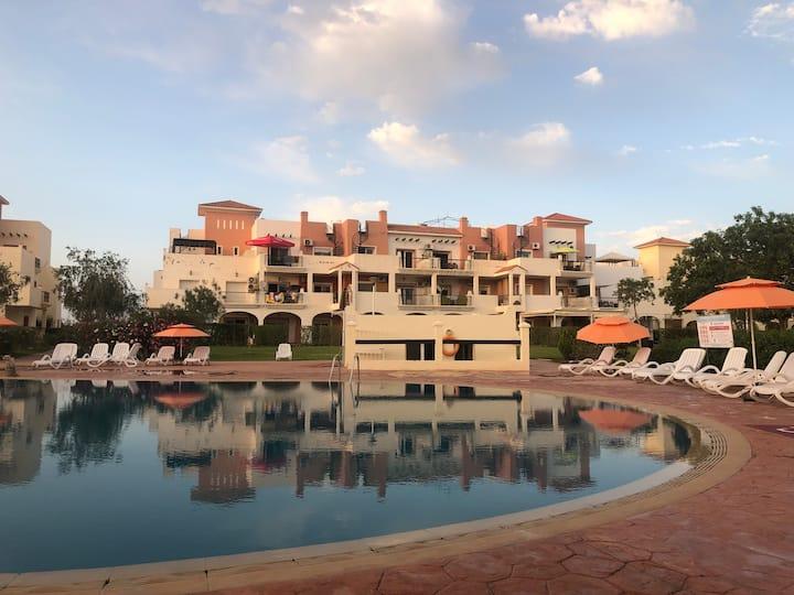 SAIDIA : logement marina saidia avec terasse