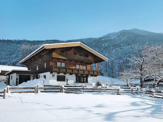 270 m² Ferienwohnung Obingerhäusl - Kramsach - Apartemen