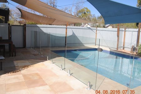 Tranquil home in the heart of Alice Springs