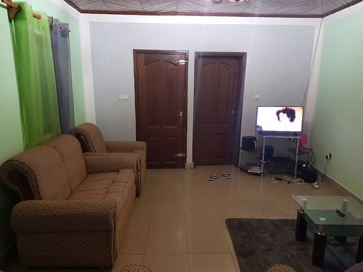 Appartement Emery, Akwa Douala