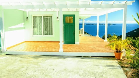 Immaculate 1BR apt close to Nanny Cay Marina