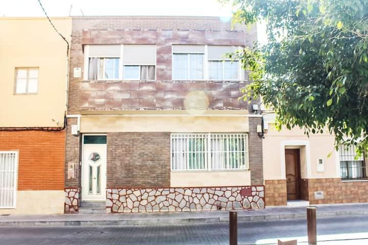 Magnífica casa independiente en La Mata