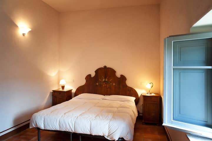 Cozy & romantic double/triple room - FAGGIO