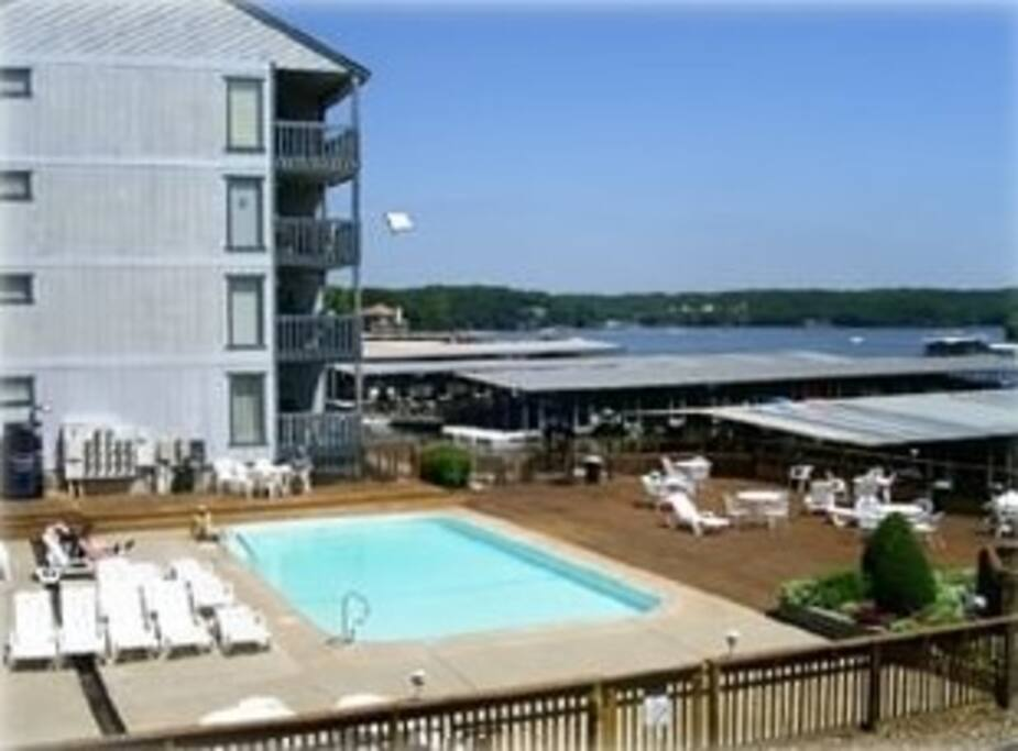 Pool is open 24 hours