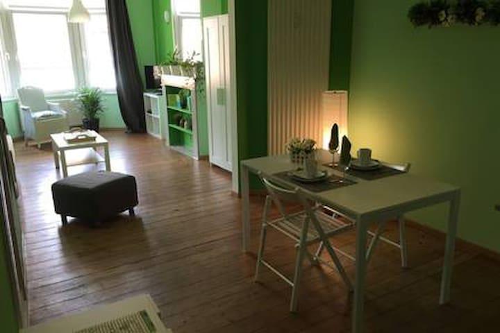 Le studio GARDEN  ideal pour visiter Bruxelles