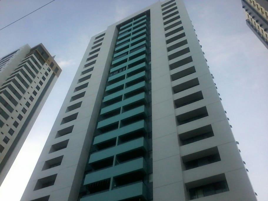Fachada do prédio - Building's facade