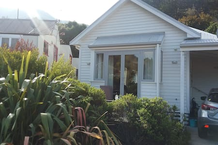 Modern home 3 bedrooms in Lyttelton!