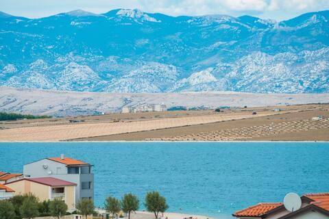Kroatien Insel Vir Ferienwohnungen.Apartman 3