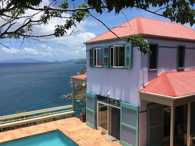 Miramar - Villa with a view - Northside - 一軒家