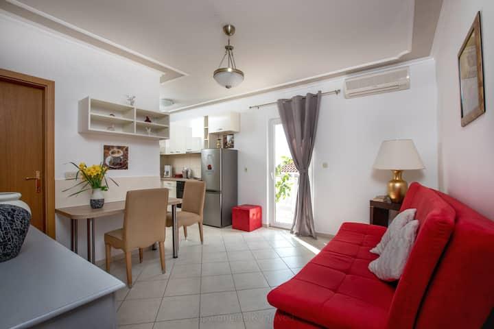 Comfort Seaside Seaview Apartment -Balcony&Terrace