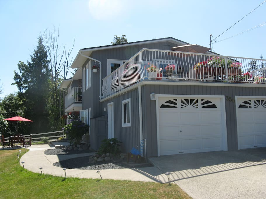 Hillcrest House Bed And Breakfast Qualicum Beach
