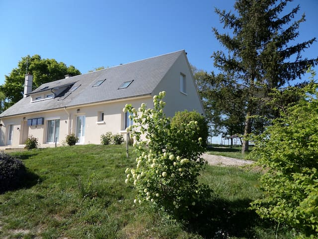 BIENVENUE A L'ANDRUERE - Cheillé - Bed & Breakfast