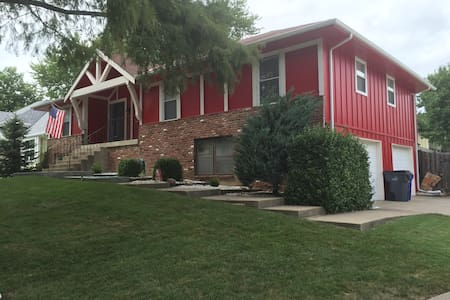 Spacious 2 BD/2 BTH in Olathe - Olathe