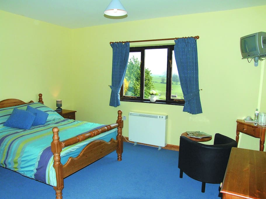 one of our double rooms en-suite