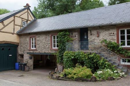 Vakantieappartement in voormalige molen bij de Moezel