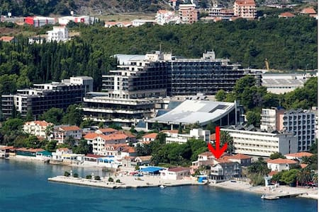 Lovely apartment near the sea - Herceg - Novi