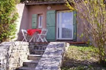 2-4 persons holiday lodge - Saint-Pons-de-Thomières - House