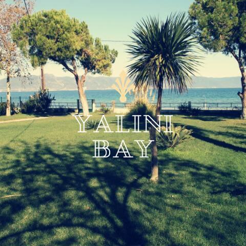 Yalini Bay. Tranquility (Yalini) in Arkitsa Bay