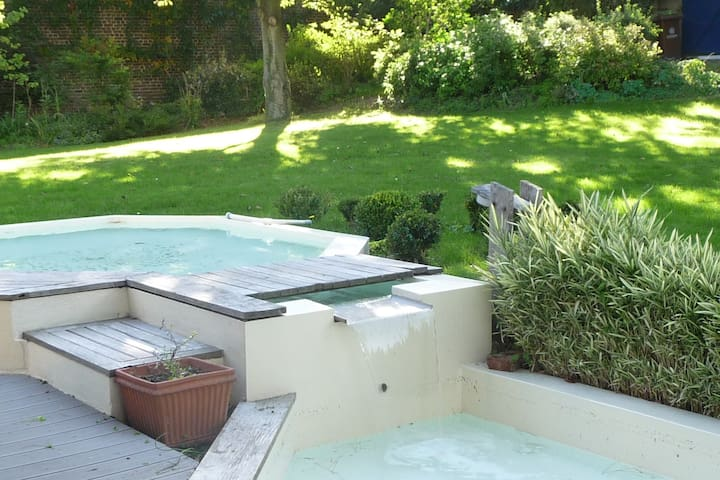 Green place 20 min from Paris - La Celle-Saint-Cloud - Haus