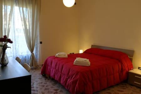 B&B Amina - Appartamento due camere e bagno - Pontecagnano
