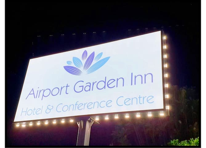 Airport Garden Inn Hotel9