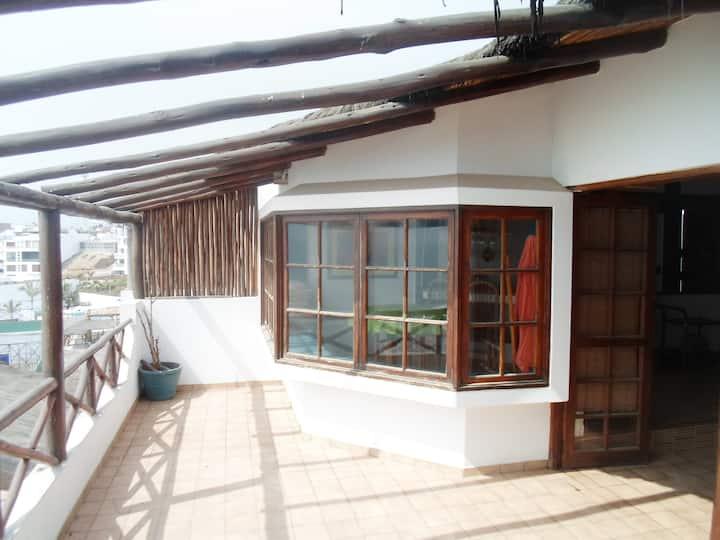 Duplex Playa El Barco- PULPOS